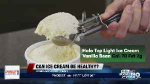 Consumer Reports: Can ice cream ever be healthy [Video]