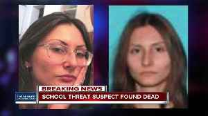 Sol Pais found dead: Manhunt for Columbine-obsessed woman who threatened Denver schools is over [Video]