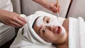 A Relaxing Facial In Singapore [Video]