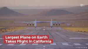 This Is The Largest Plane On Planet Earth [Video]
