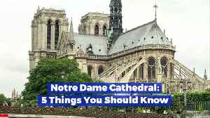 The Rich History Of Notre Dame [Video]