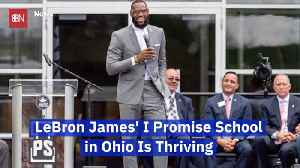 Lebron James Is Making An Impact On Education In Ohio [Video]
