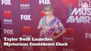 What Is T Swift Counting Down To? [Video]