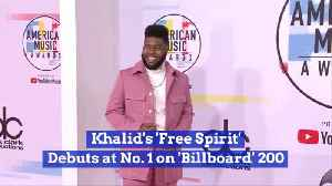 Khalid Jumps Up On The Charts After Coachella Visit [Video]