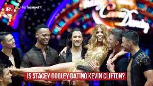 Stacey Dooley And Kevin Clifton Have Something Going On? [Video]