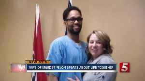Inmate Cyrus Wilson's wife: 'I feel extremely blessed to have such a good man' [Video]