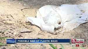 Omaha City Council proposes ban on plastic bags [Video]