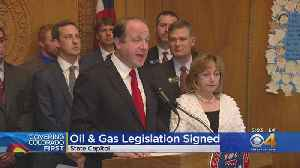 Oil And Gas Regulation: Colorado Gov. Jared Polis Signs Bill Giving More Authority To Local Governments [Video]