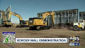 Coolidge Company says it can build the border better, faster and cheaper than anyone [Video]