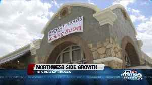 New country bar shows NW side growth [Video]