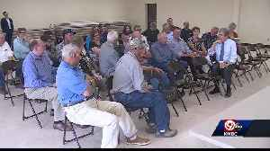 Blunt meets with Carroll County farmers to talk flooding, prevention [Video]