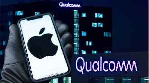 News video: Qualcomm Stock Soars After Settling Patent Dispute With Apple