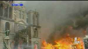 News video: Notre Dame Cathedral Fire Brings Back Painful Memories In Fall River