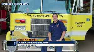 Hales Corners Fire Captain submits resignation prior to appeal hearing [Video]