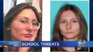 Jefferson County School Threats: FBI Searches For Suspect Sol Pais [Video]