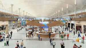 Great Hall Renovation At DIA Is At Least 18 Months Behind Schedule [Video]