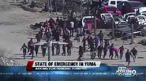 State of Emergency in Yuma [Video]