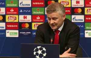 Solskjaer calls for squad rebuilding after United outclassed by Barca [Video]