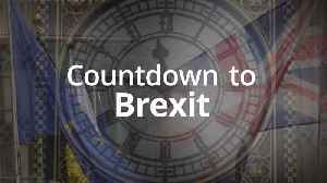Countdown to Brexit: 197 days until Britain leaves the EU [Video]