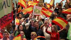 Spain's far-right Vox party barred from TV election debate [Video]