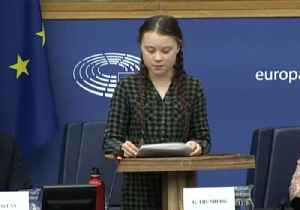 Swedish Campaigner Thunberg Tells EU: 'Forget Brexit and Focus on Climate Change' [Video]