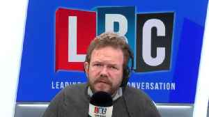 James O'Brien Holds Back Full Throated Support For Climate Change Protesters [Video]