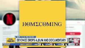 Beyoncé drops album, documentary [Video]