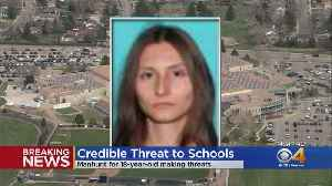 Schools In Denver Metro Area Closed Due To Credible Threat, Sol Pais On The Run [Video]