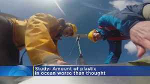 Study: Amount Of Plastic In Ocean Worse Than Thought [Video]