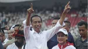 Indonesia's Widodo Appears On Course For Victory In Presidential Election