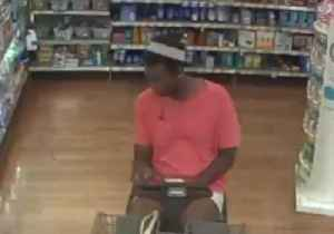 Police Search for Suspect on Motorized Wheelchair Who Stole Wallet [Video]