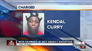 Man charged in 2017 deadly shooting in Fort Myers [Video]