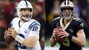 AFC South vs. NFC South: Which group of quarterbacks lead the pack? [Video]
