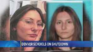 Massive Manhunt Underway In Denver Area After Columbine H.S. Threat [Video]