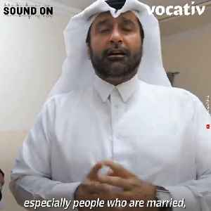 "Qatari Sociologist Defends His ""Beat Your Wife The Right Way"" Tutorial [Video]"