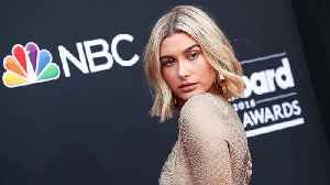 Hailey Bieber Trademarks 'Bieber Beauty' For Beauty and Cosmetics Line | Billboard News [Video]