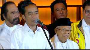 Widodo leads Indonesia presidential race: Unofficial results [Video]