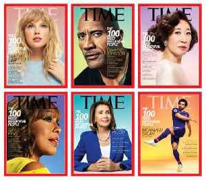 'Time' Releases 100 Most Influential People Ft. Taylor Swift, Gayle King and More [Video]