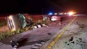Girl, 9, killed, several others hurt in hit-run crash that closed Alligator Alley for more than 6 hours [Video]