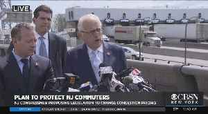 New Jersey Lawmakers Push Back Against Cuomo's Congestion Pricing Plan [Video]