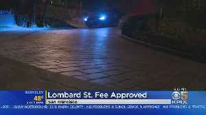 News video: San Francisco Leaders Vote To Establish Toll For Lombard Street Drivers