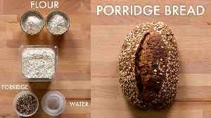 How to Make 3 Kinds of Bread from 1 Sourdough Starter [Video]