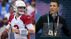 NFL Network's Michael Silver: Keep an eye on Los Angeles Chargers as potential Arizona Cardinals quarterback Josh Rosen suitor [Video]