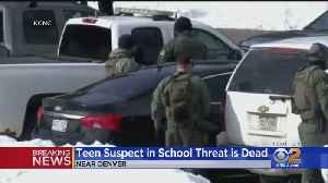 News video: Armed Woman 'Infatuated' With Columbine Shooting Dead After Massive Search