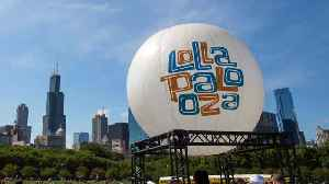 Lollapalooza Lineup Announced [Video]