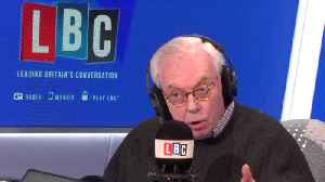 "David Starkey Sparks On-Air Row After Calling LBC Guest ""Pig-Ignorant"" [Video]"