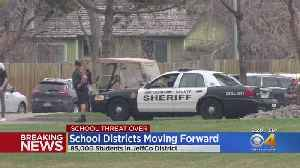 School Officials Discuss Policies After School Threat [Video]