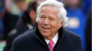 Florida Prosecutors to Release Tapes of Kraft Prostitution Sting [Video]