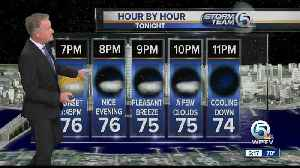Wednesday night forecast [Video]