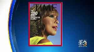 Time Magazine Recognizes CBS This Morning's Gayle King On 100 Most Influential People List [Video]